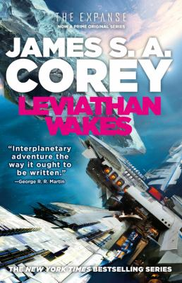 Leviathan Wakes  image cover
