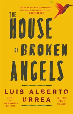 The House of Broken Angels image cover
