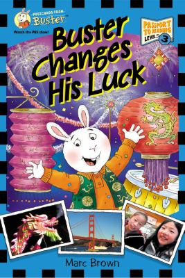 Buster changes his luck image cover