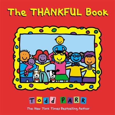 The thankful book image cover