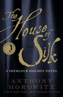 The House of Silk  (read by Derek Jacobi) image cover
