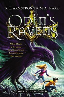 Odin's Ravens image cover