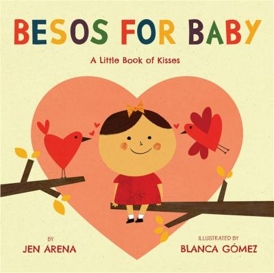 Besos for Baby: A Little Book of Kisses image cover