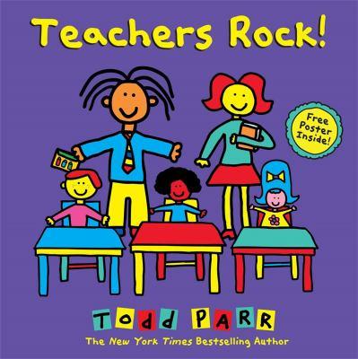Teachers rock! image cover