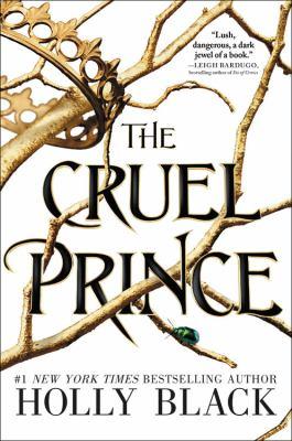 The Cruel Prince image cover