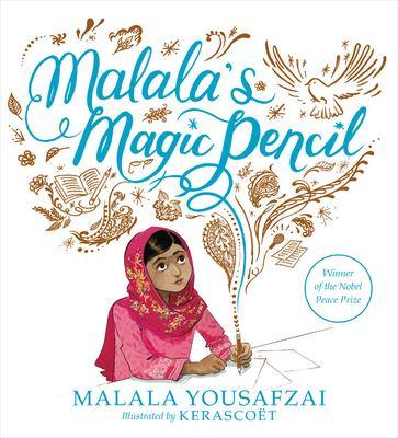 Malala's Magic Pencil image cover