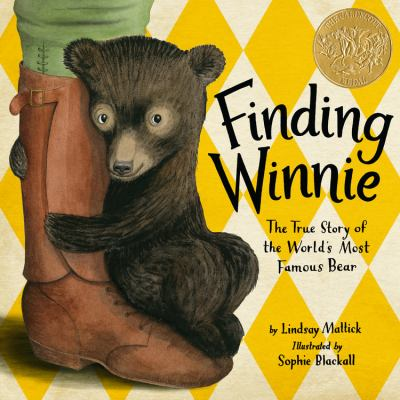 Finding Winnie: The True Story of the World's Most Famous Bear image cover