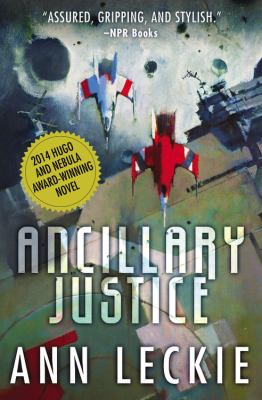 Ancillary Justice image cover