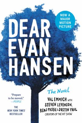 Dear Evan Hansen : the novel image cover