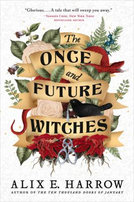 The Once and Future Witches image cover