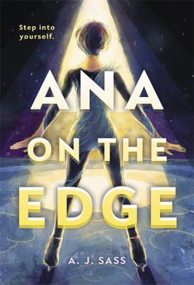 Ana on the Edge image cover
