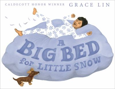 A big bed for Little Snow image cover