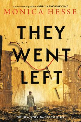 They Went Left image cover