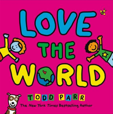 Love the world image cover