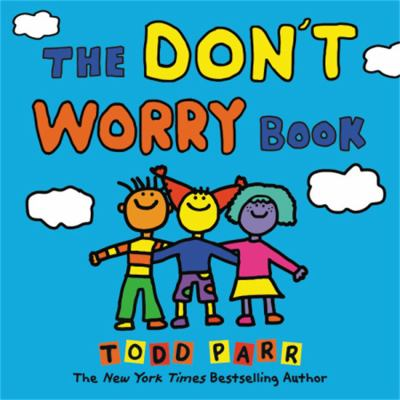 The don't worry book image cover