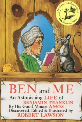 Ben and Me image cover