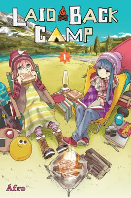 Laid-back Camp. 1 image cover