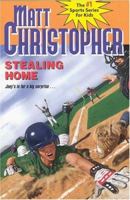 Stealing home image cover