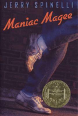 Maniac Magee : a novel image cover