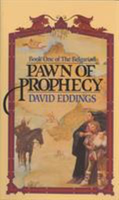 Pawn of Prophecy  image cover