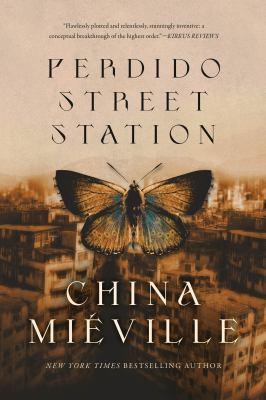 Perdido Street Station  image cover