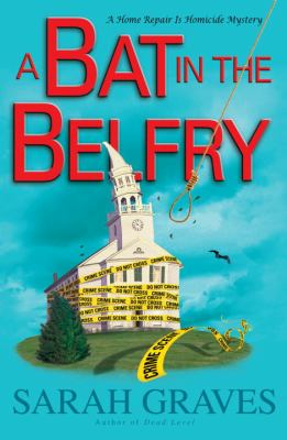 A Bat in the Belfry  image cover