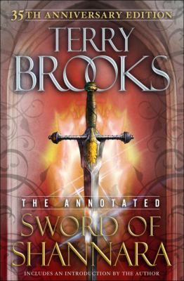 The Annotated Sword of Shannara  image cover