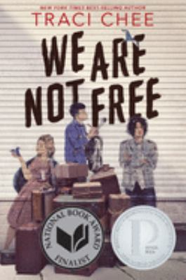 We are Not Free image cover