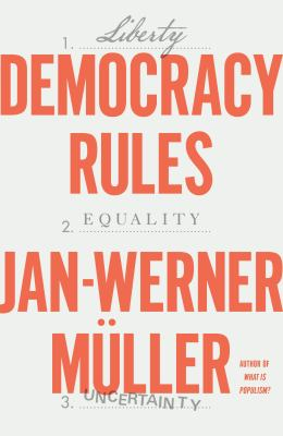 Democracy rules image cover