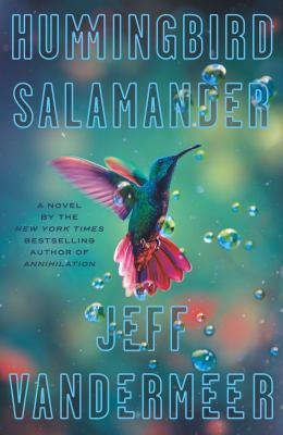 Hummingbird Salamander image cover