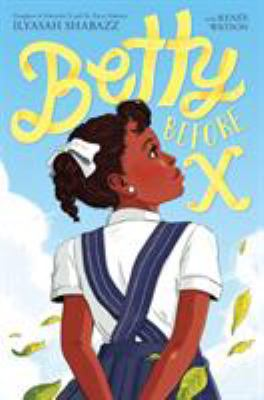 Betty before X image cover
