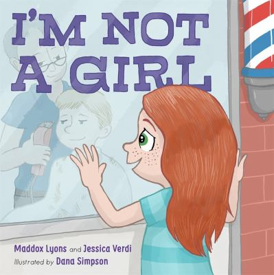 I'm Not a Girl image cover