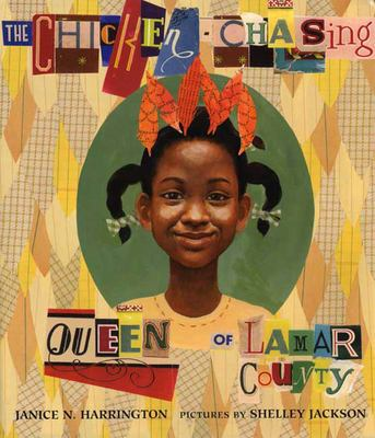 The Chicken-Chasing Queen of Lamar County image cover