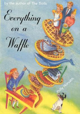 Everything on a waffle image cover
