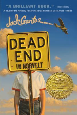Dead End in Norvelt  image cover