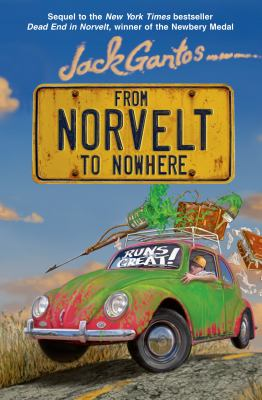 From Norvelt to nowhere image cover