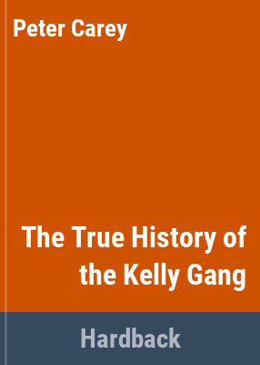 True History of the Kelly Gang  cover