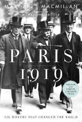 Paris 1919: Six Months That Changed The World image cover