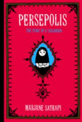 Persepolis  image cover