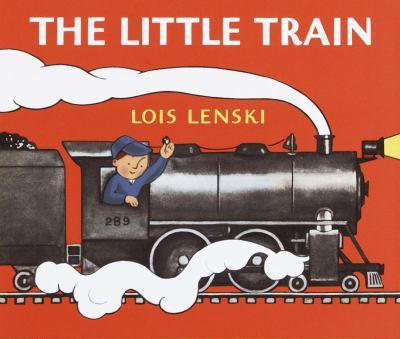 The Little Train  image cover