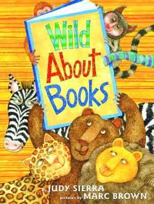 Wild About Books image cover