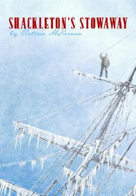 Shackleton's Stowaway  image cover