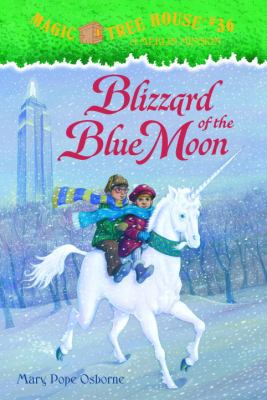 Blizzard of the blue moon image cover