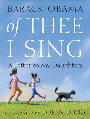 Of Thee I Sing: A Letter to My Daughters image cover