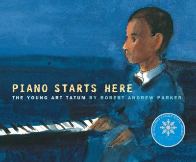Piano Starts Here: The Young Art Tatum image cover