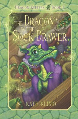The Dragon in the Sock Drawer  image cover