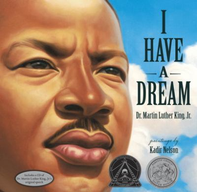 I have a dream image cover