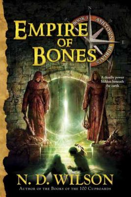 Empire of bones image cover