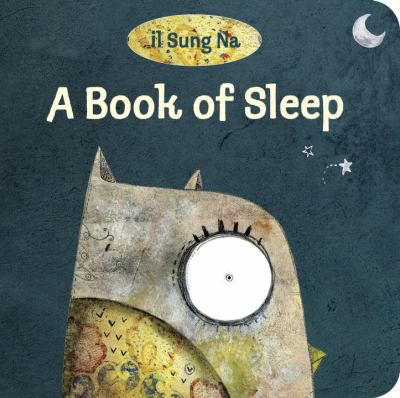 A Book of Sleep image cover