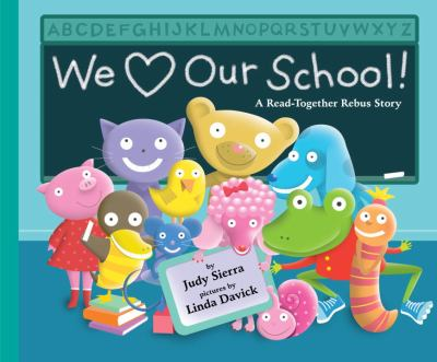 We [Love] Our School!  image cover